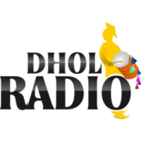 Logo of radio station Dhol Radio