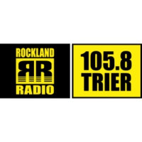 Logo of radio station Rockland Radio - Trier 105.8