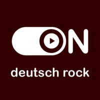 "Logo of radio station ""ON Deutsch Rock"""