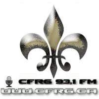 Logo of radio station CFRG FM 93.1