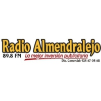 Logo of radio station Radio Almendralejo