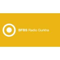 Logo of radio station BFBS Gurkha