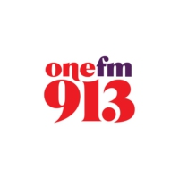 Logo of radio station 91.3 FM
