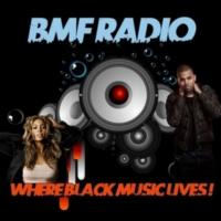Logo de la radio #BMFRADIO