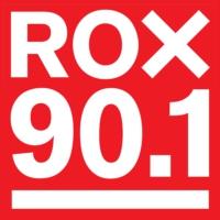 Logo of radio station ROX 90.1