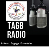 Logo de la radio TAGB Radio