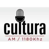 Logo of radio station Rádio Cultura AM 1180