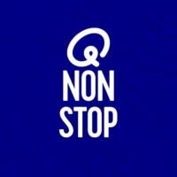 Logo of radio station Qmusic Non-stop