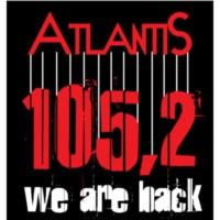 Logo of radio station Atlantis 105.2 FM