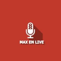 Logo of radio station MAX EN LIVE