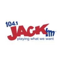 Logo de la radio KZJK 104.1 FM