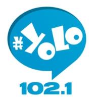 Logo de la radio Yolo Radio 102.1