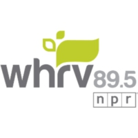 Logo of radio station WHRV 89.5 FM
