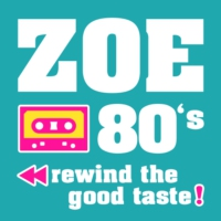 Logo de la radio Zoe 80's