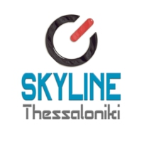 Logo of radio station Skyline Thessaloniki