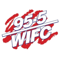 Logo of radio station 95.5 FM WIFC
