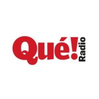 Logo de la radio Qué!Radio