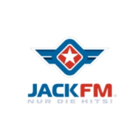 Logo of radio station JACK FM