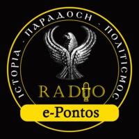 Logo of radio station e-Pontos