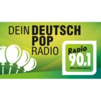 Logo de la radio Radio 90.1 – Dein DeutschPop Radio