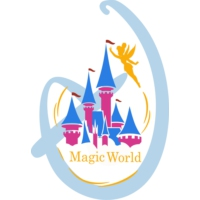 Logo of radio station DMagicWorld!
