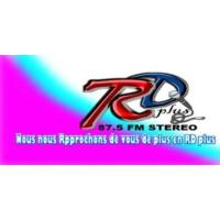Logo de la radio Radio RD PLUS FM 87.5MHz