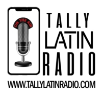 Logo de la radio Tally Latin Radio