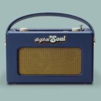 Logo of radio station DigitalSoulRadio