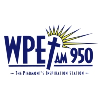 Logo of radio station WPET AM 950