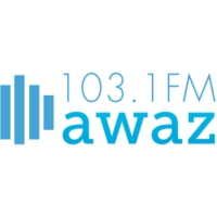 Logo of radio station Awaz 103.1FM