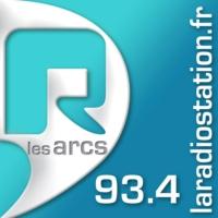 Logo de la radio R'Les Arcs