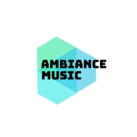 Logo of radio station ambiance music