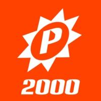 Logo of radio station PulsRadio - 2000