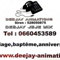 Logo de la radio DEEJAY ANIMATION