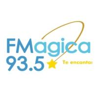 Logo of radio station FM Magica 93.5