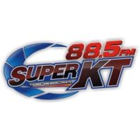 Logo de la radio XEKT La Super KT 88.5 FM