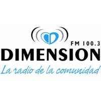 Logo de la radio Fm Dimensión
