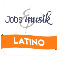 Logo of radio station Jobs et Musik Latino
