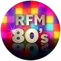 Logo de la radio RFM 80's
