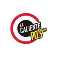 Logo de la radio XHAHC La Caliente 90.9 FM