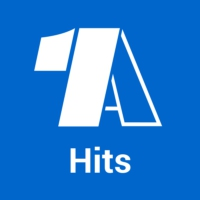Logo of radio station - 1A Hits -
