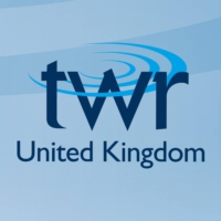 Logo de la radio TWR - UK