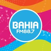 Logo of radio station BAHIA FM 88,7