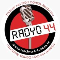 Logo of radio station Radyo44