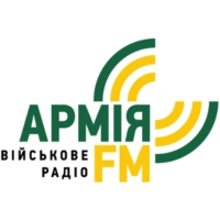 Logo of radio station Армія fm