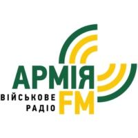 Logo de la radio Армія fm