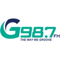 Logo of radio station CKFG G98.7