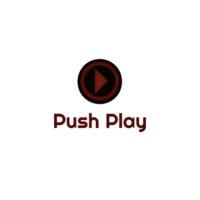 Logo of radio station Push Play Radio