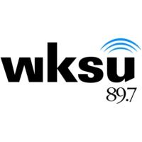 Logo of radio station WKSU 89.7 FM