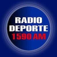 Logo of radio station Radio Deporte 1590 AM